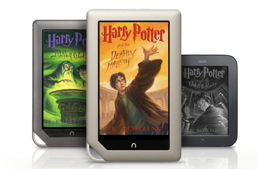 ebook of harry potter
